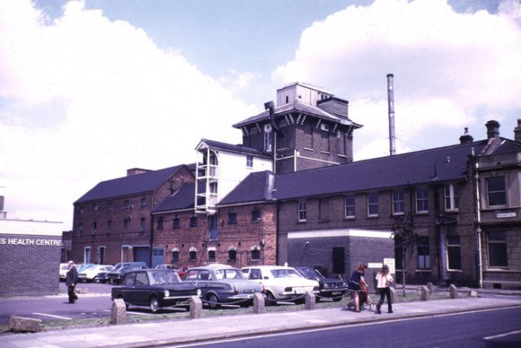 The Essex Brewery in 1973.