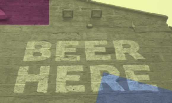 Illustration: beer here.