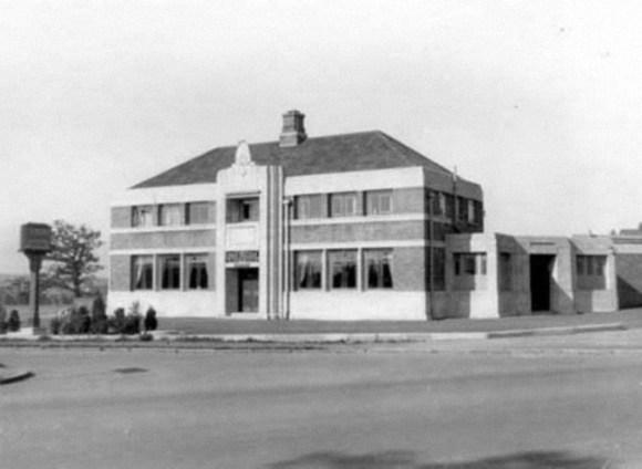 Oakwood, 1938.