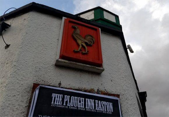 The Plough, Easton.