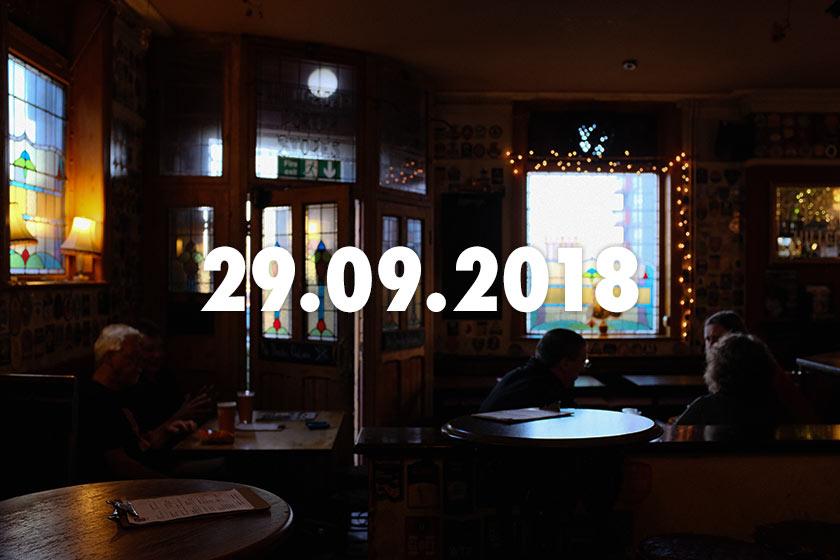 The Hillgrove Porter Stores pub.