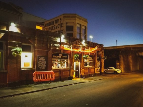 The Rhubarb Tavern