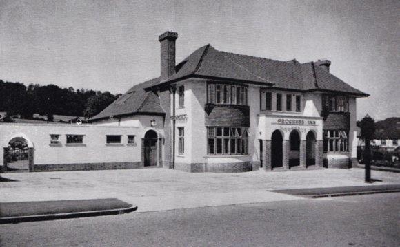 The Progress Inn, Sea Mills.