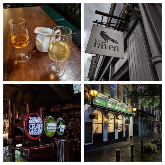Glasgow pubs.