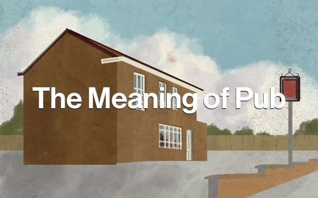 The Meaning of Pub