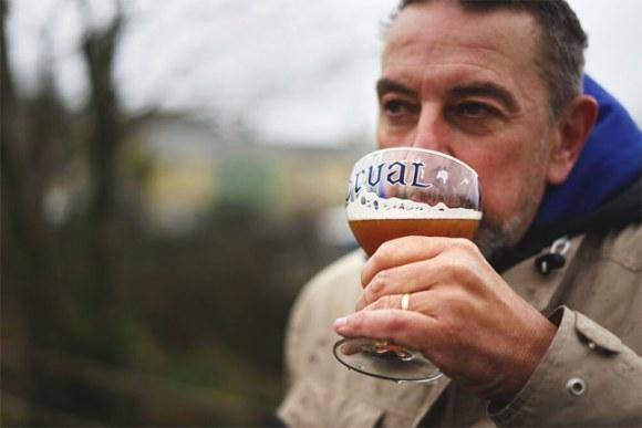 ATJ drinks Orval.