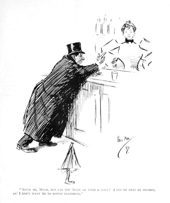 A cartoon.