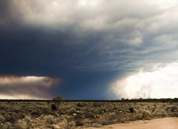 Bushfire in Western Australia.