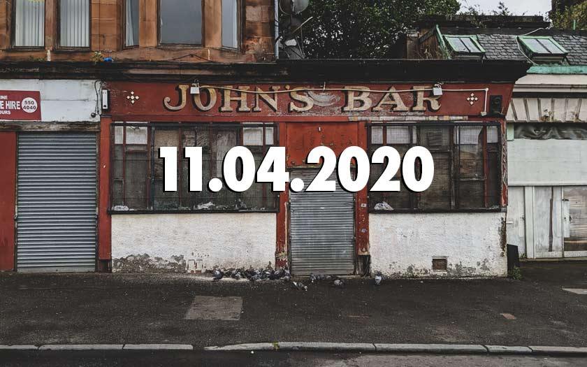 John's Bar, Glasgow.