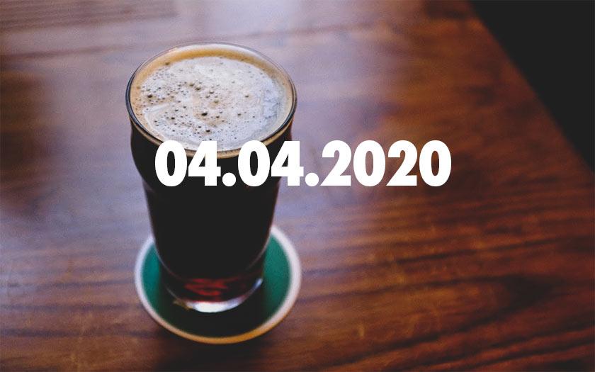 4 April 2020