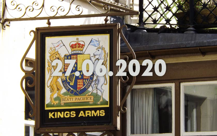 The King's Arms.
