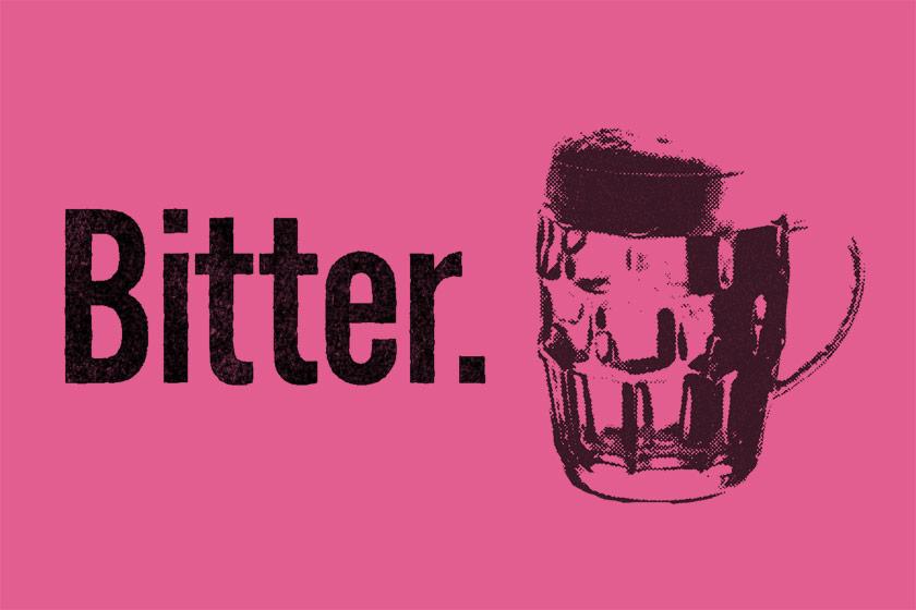 Bitter.