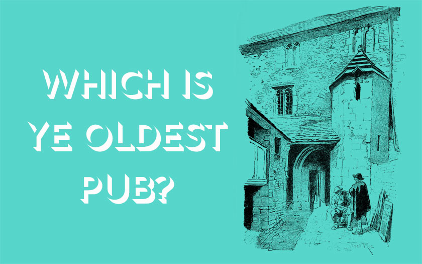 Which is Ye Oldest pub?