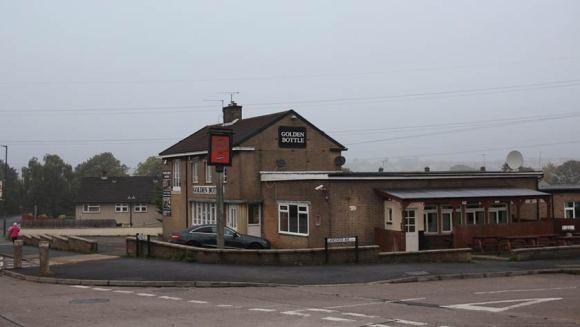 A 1960s pub