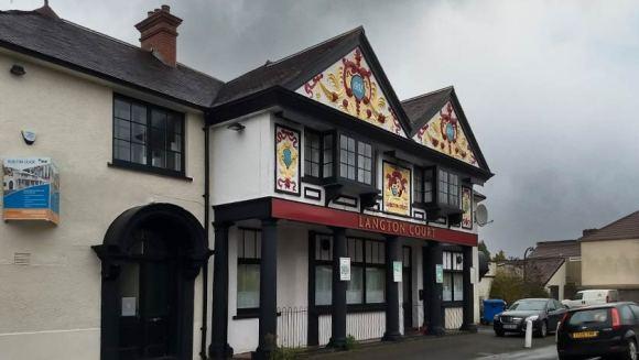 Another Edwardian pub.