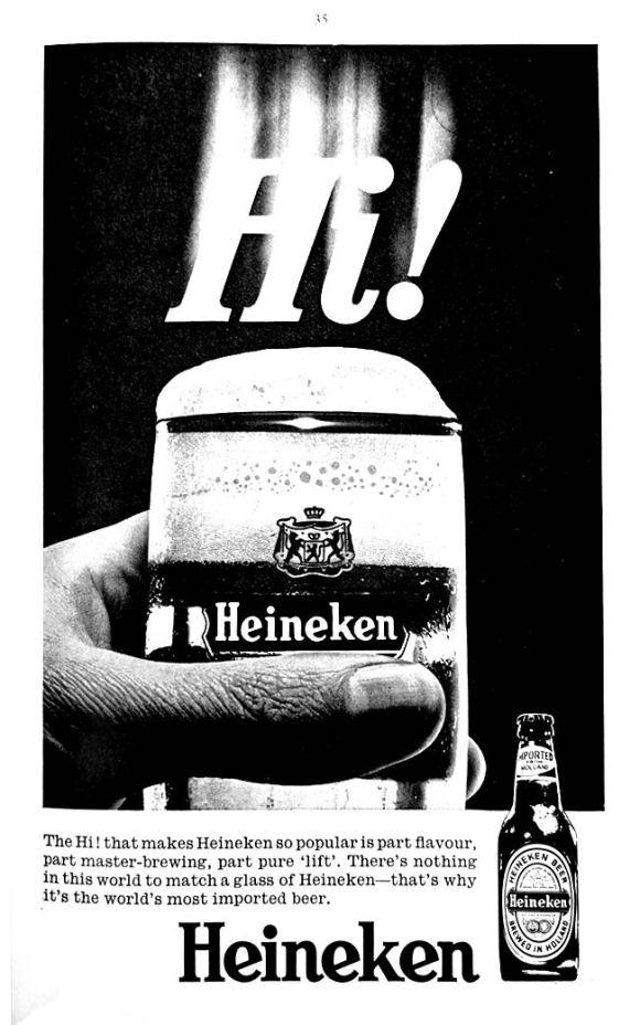 Hi! Heineken.