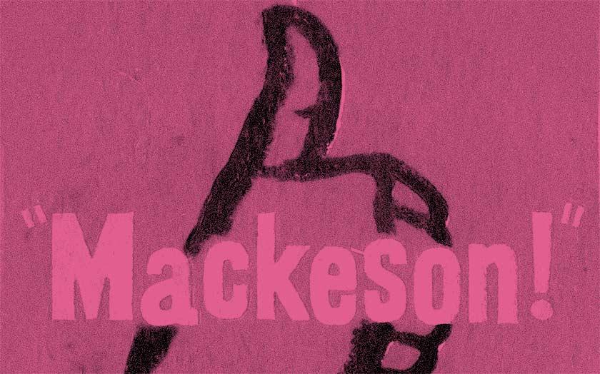 Mackeson branding c.1960