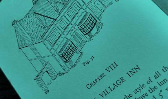 A village inn.