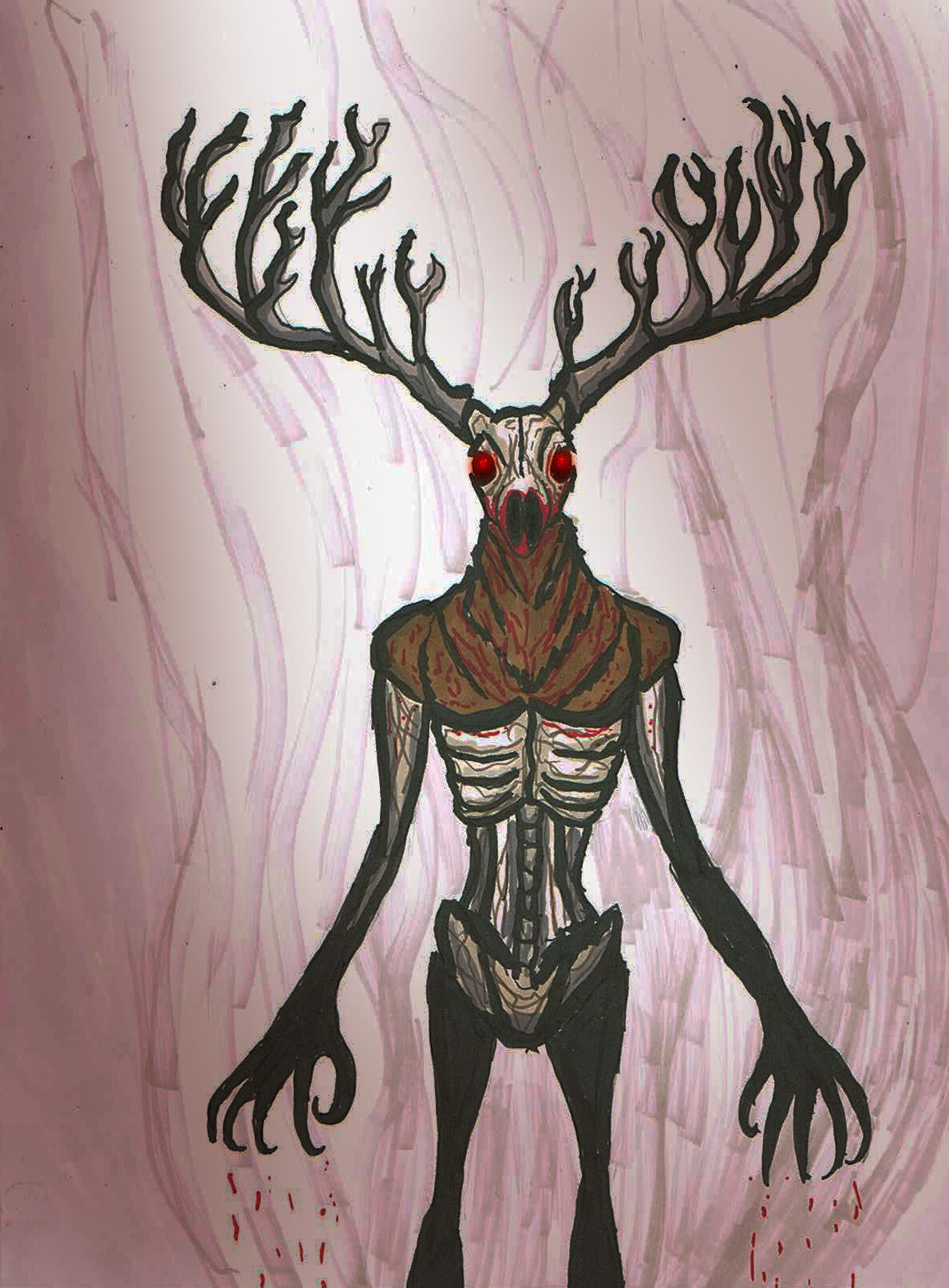 The Wendigo Is Not Yours For The Taking Ko Fi Where
