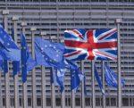 Brexit, EU, Union Jack, flags