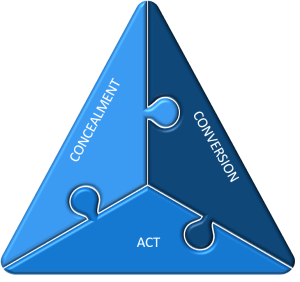 triangle of fraud action