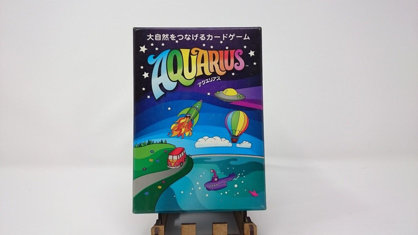 アクエリアス: Aquarius