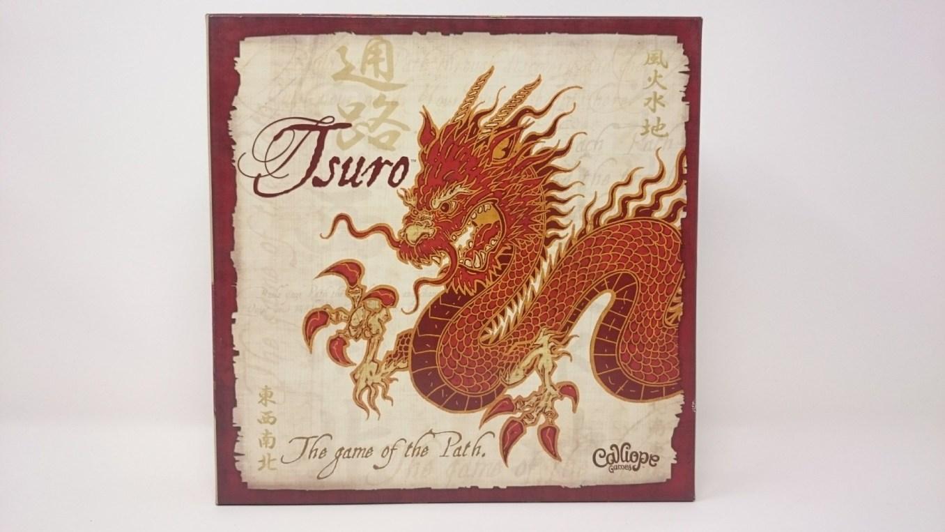 通路:Tsuro The Game of the Path