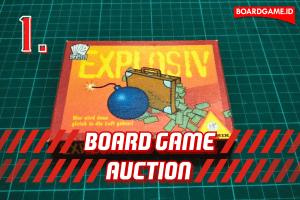 Lelang Board Game Bekas Mulai Dari Rp100.000: Explosiv