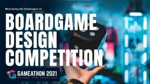 Gameathon 2021! Ikuti Kompetisi Rancang Board Game Berhadiah Jutaan Rupiah