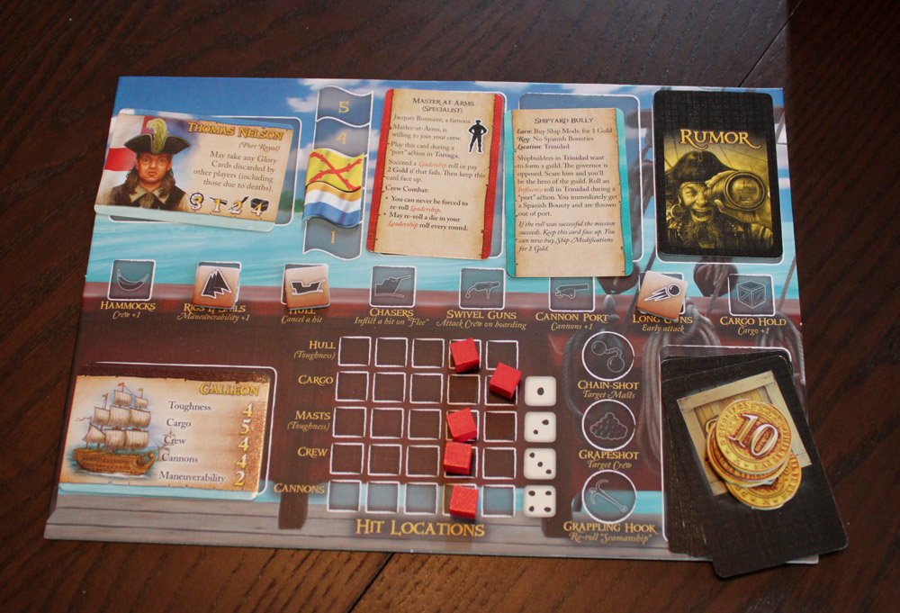 And Really Bad Eggs (A Review of Merchants & Marauders)