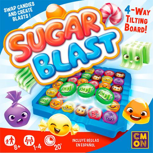Sugar Blast Box