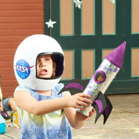 Astronaut Recipes And Crafts For Kids