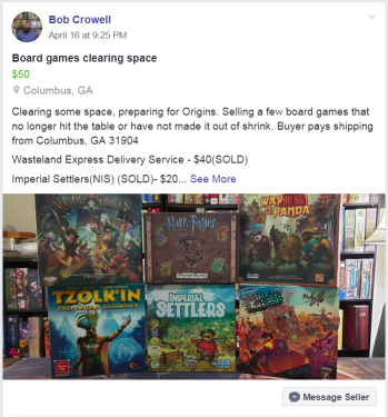 How to Save Money on Board Games: Finding Board Game Deals