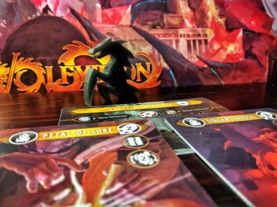 Volfyirion's Lair & Wonder Cards