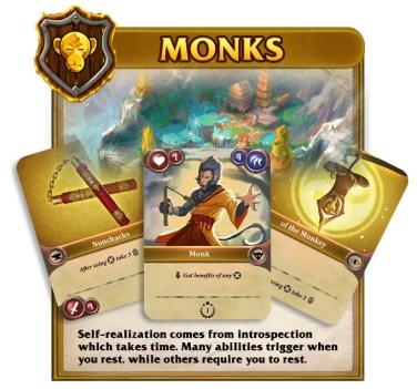 enchanters-Monks