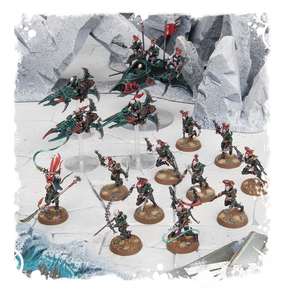 The Drukhari Have Arrived Board Game Today