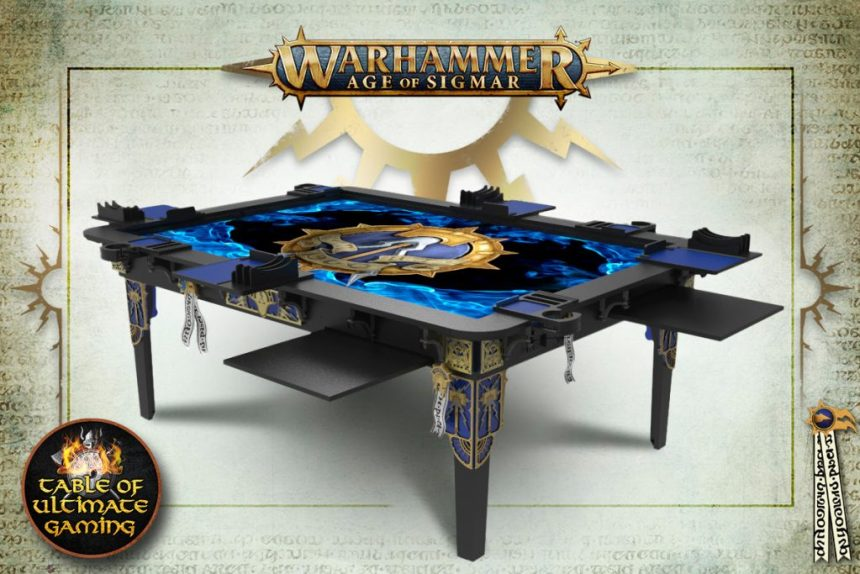 Table of Ultimate Gaming's Warhammer Tables are Here - Board