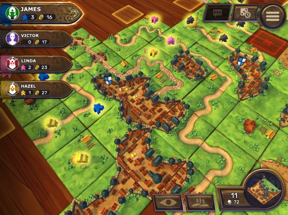 carcassonne base game-screen-PC-01
