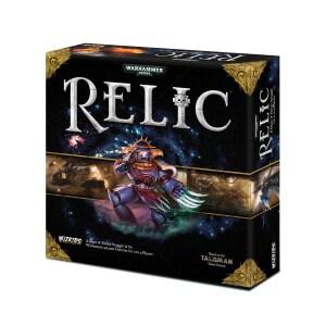 Warhammer 40,000 Relic