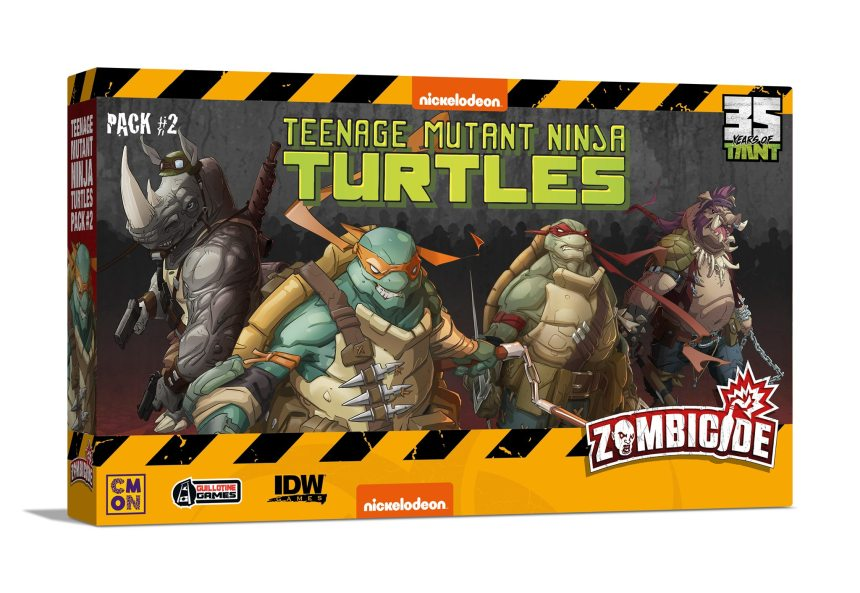 Zombicide TMNT Pack #2