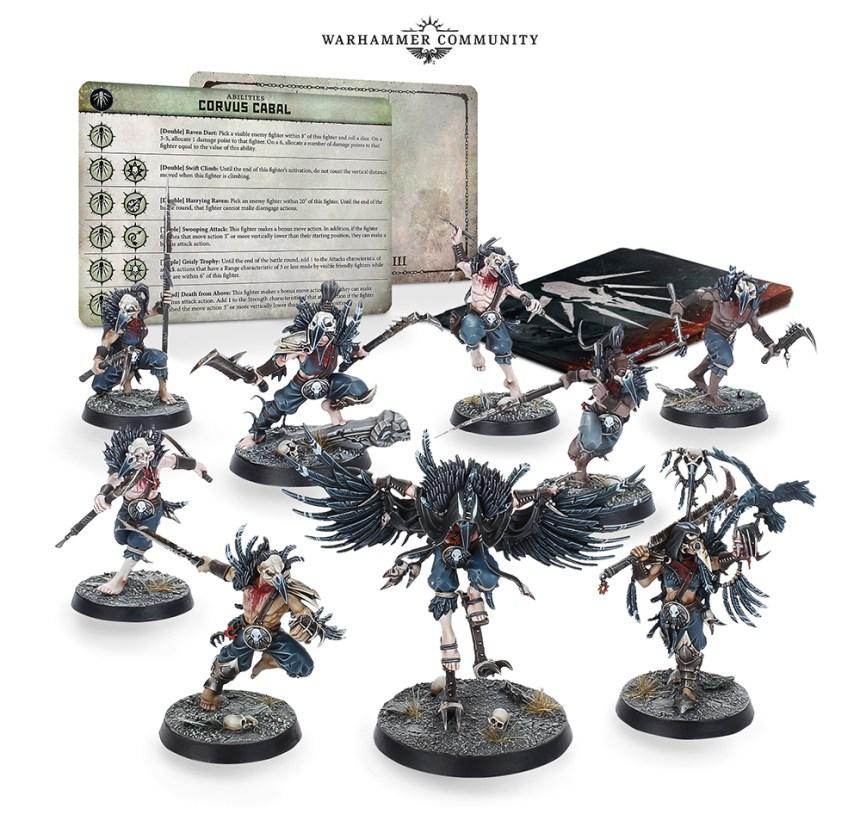 Warcry orvus Cabal
