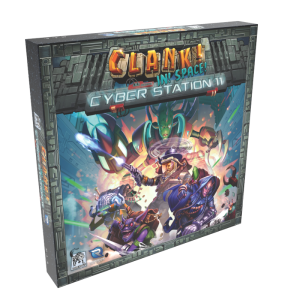Clank! In! Space! Cyber Station 11