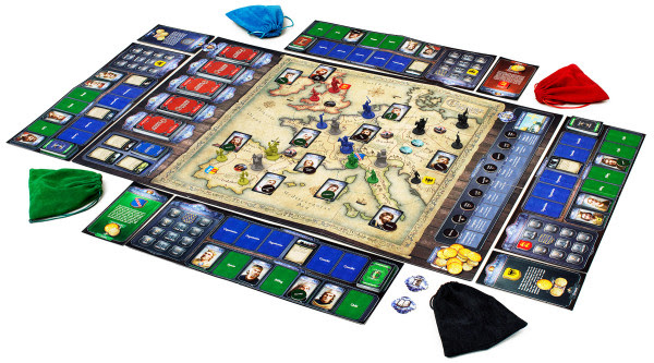 Crusader Kings the Board Game