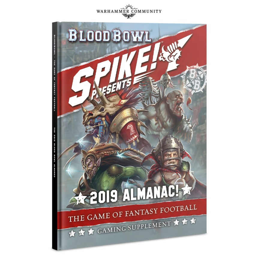 2019 Blood Bowl Almanac