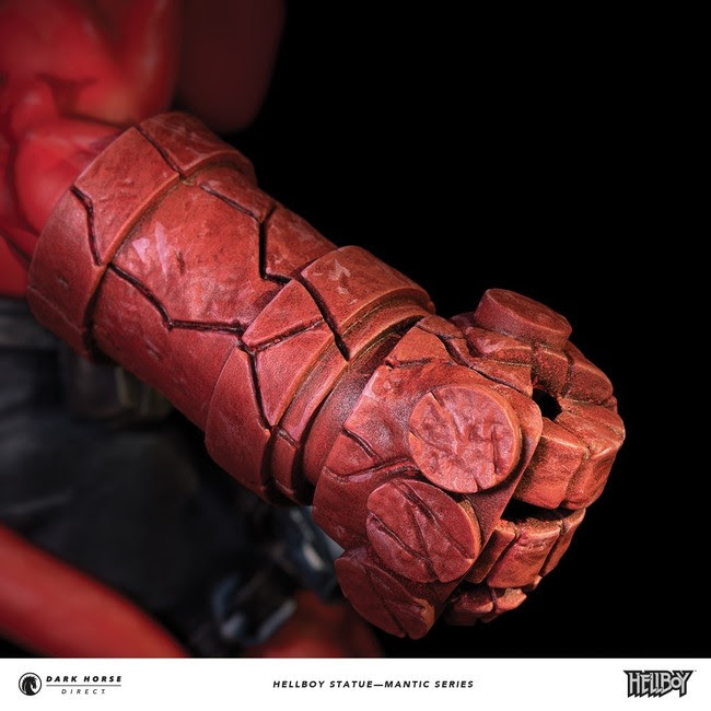 Hellboy: The Board Game Statue