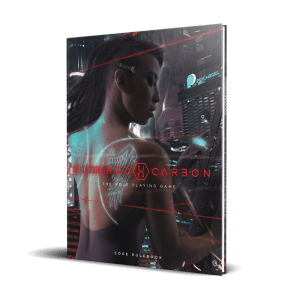 Altered Carbon RPG Standard