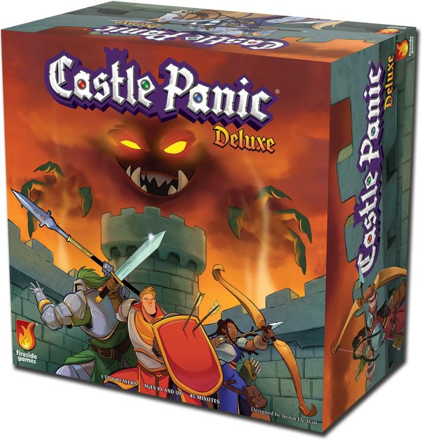 Castle Panic Deluxe