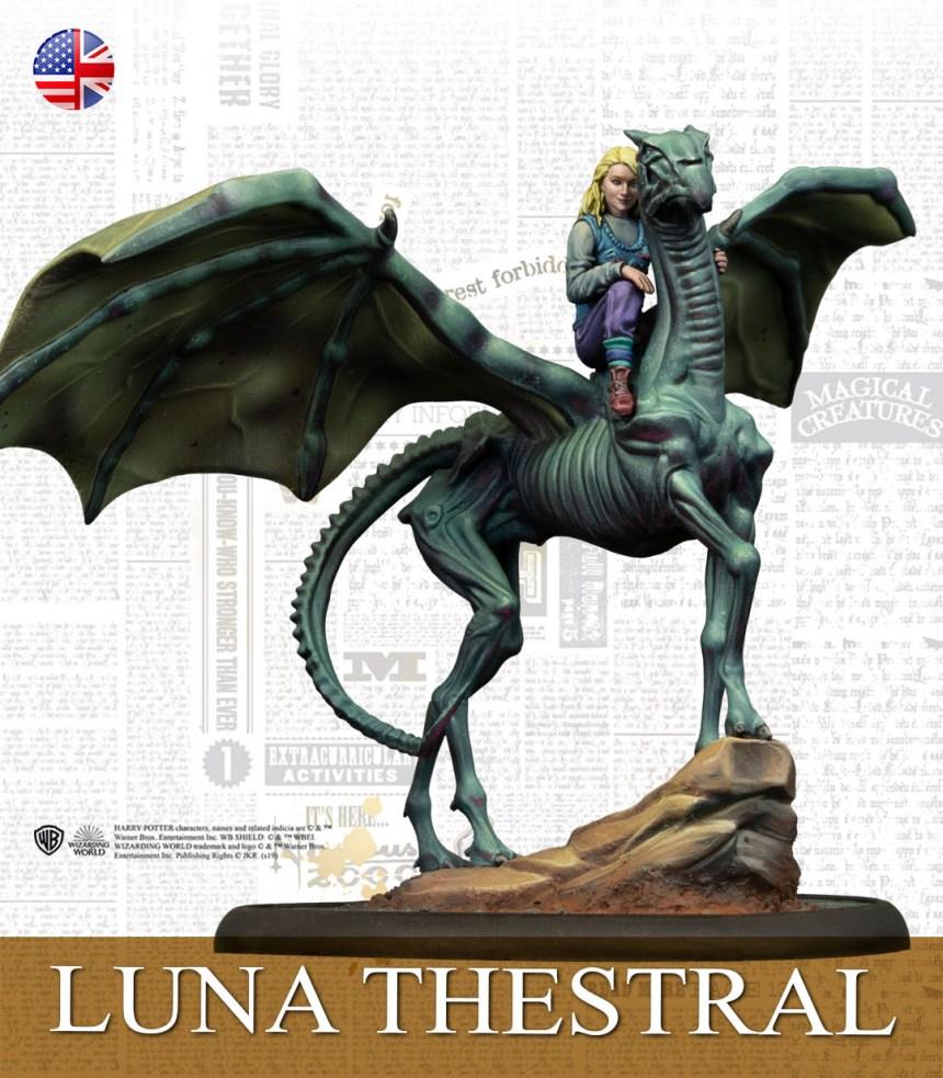 Luna on Thestral