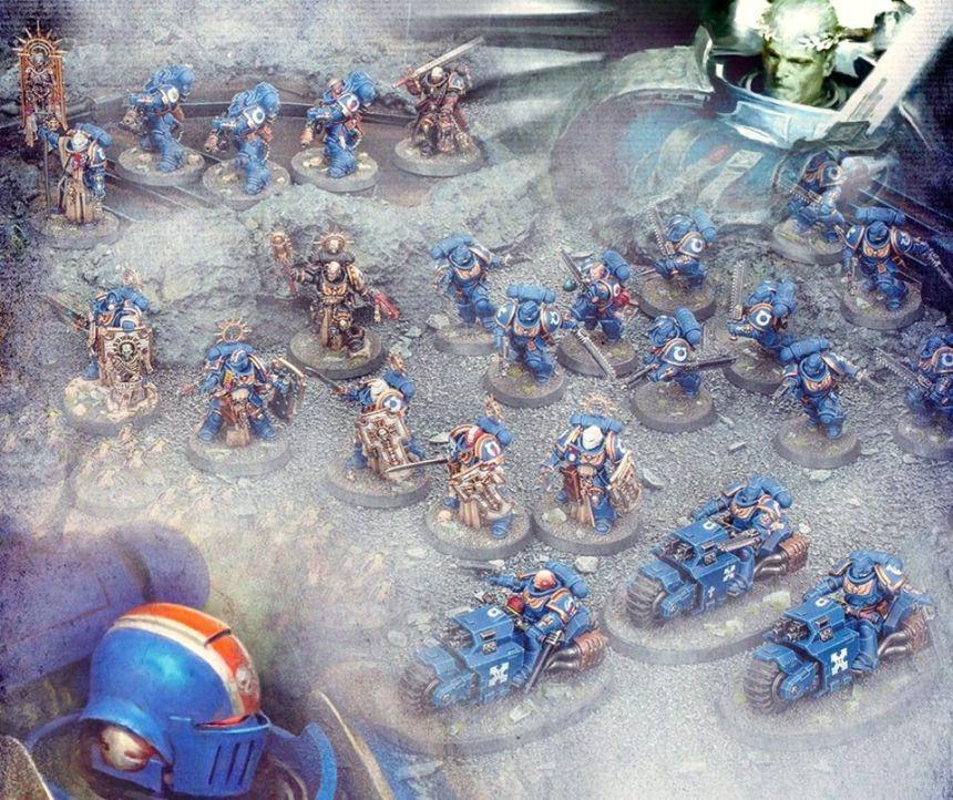 Warhammer 40,000 Primaris Marines Box Set