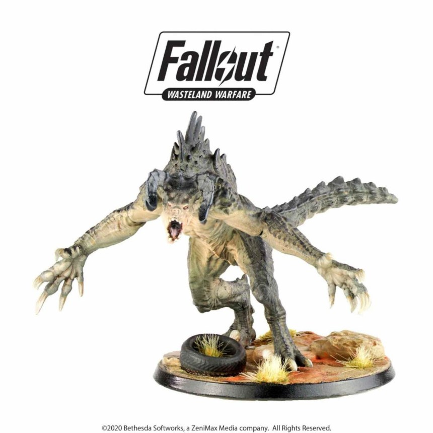 Resin Deathclaw Just £11!